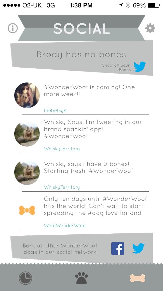 WonderWoof Social