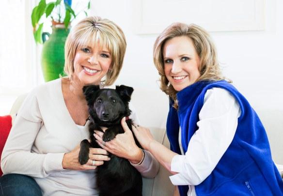 Ruth Langsford, instinct PR, Frontline spot on, Lorna Jane Newman, www.lornajanenewman.com
