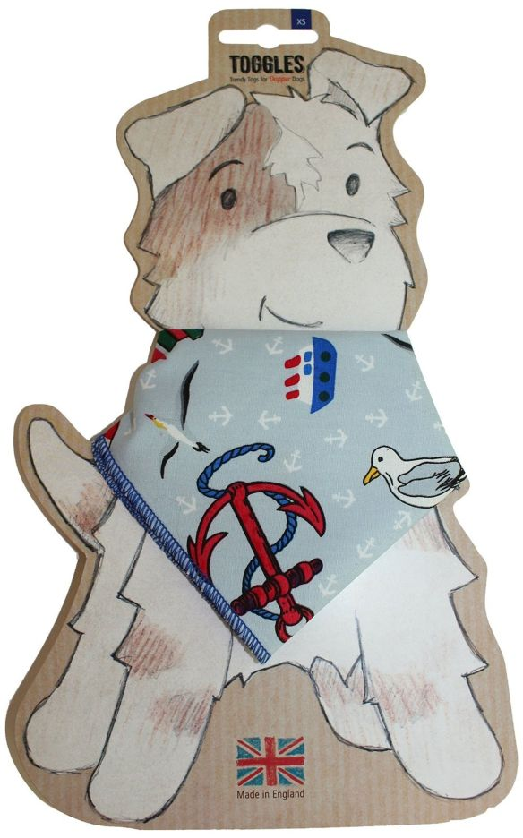 Toggles Naut-but-nice bandana
